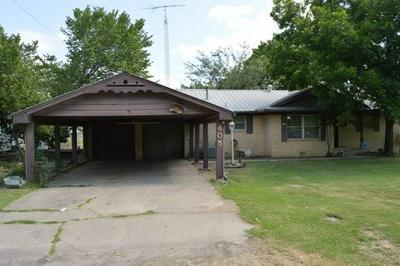 405 E FRISCO ST, WETUMKA, OK 74883 - Photo 2