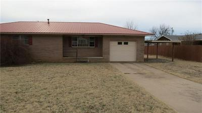 807 W 4TH ST, Granite, OK 73547 - Photo 2