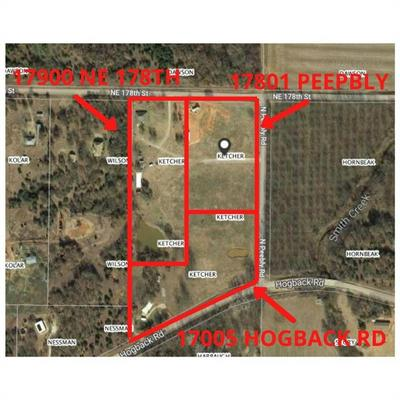17801 N PEEBLY RD, Luther, OK 73054 - Photo 1