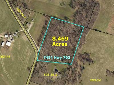 7451 STATE ROUTE 762, Whitesville, KY 42366 - Photo 1