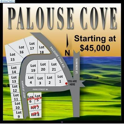 500 HARVEST LOOP, Palouse, WA 99161 - Photo 1