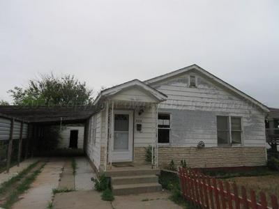 528 DOUCETTE ST, Pampa, TX 79065 - Photo 1