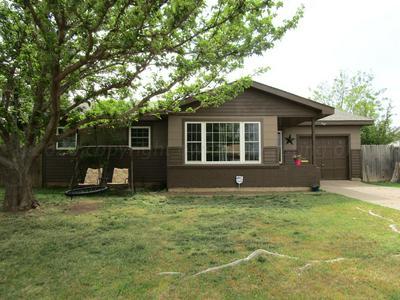 2119 N FAULKNER ST, Pampa, TX 79065 - Photo 1