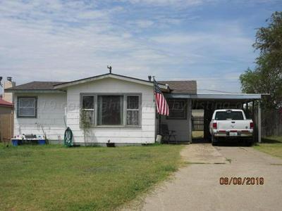 912 S MACKENZIE AVE, Stinnett, TX 79083 - Photo 2