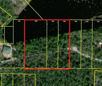 4 ACRES W LEISURE LN, HOLT, FL 32564 - Photo 1