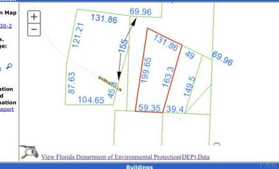 TBD BARNWELL LN, CENTURY, FL 32535 - Photo 1