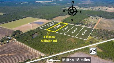 4 HOSEA GILLMAN RD, MILTON, FL 32570 - Photo 1