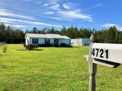 4721 RIGBY RD, CENTURY, FL 32535 - Photo 1
