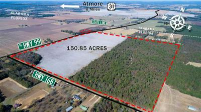 7140 HIGHWAY 99, CENTURY, FL 32535 - Photo 2