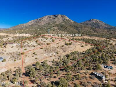 0 LEGEND HILLS ROAD, Prescott Valley, AZ 86315 - Photo 1