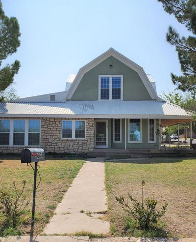 608 W LOCKHART AVE, Alpine, TX 79830 - Photo 1