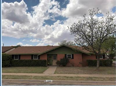 3401 HOUSTON AVE, Snyder, TX 79549 - Photo 1