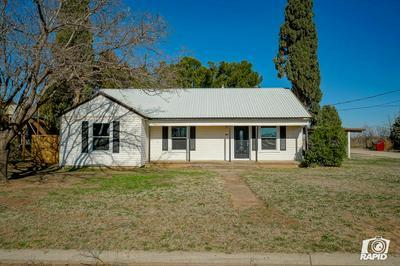 107 E 2ND ST, STANTON, TX 79782 - Photo 1