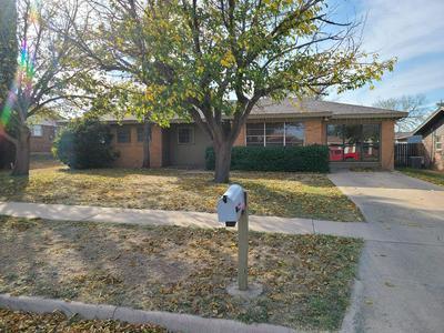 2704 CINDY LN, Big Spring, TX 79720 - Photo 1