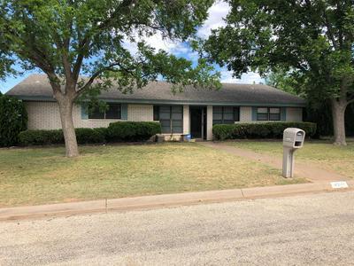 4500 FREDONIA AVE, Snyder, TX 79549 - Photo 1