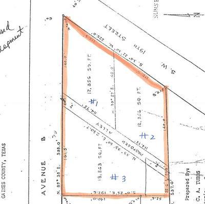 1909 SW AVENUE B, Seminole, TX 79360 - Photo 1