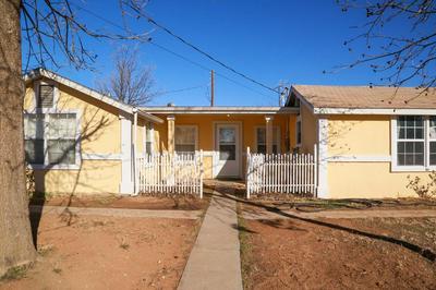 411 NE AVENUE B, Andrews, TX 79714 - Photo 1