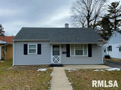 1134 HUBER AVE, GALESBURG, IL 61401 - Photo 1