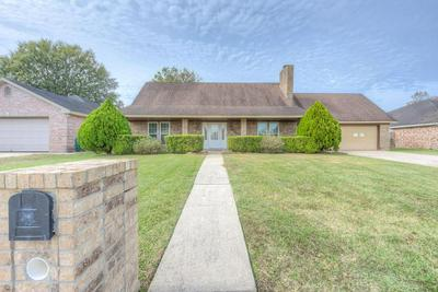 6845 ROSEWOOD DR, BEAUMONT, TX 77713 - Photo 1