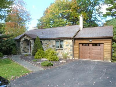 105 WOLF HOLLOW RD, Lake Harmony, PA 18624 - Photo 1