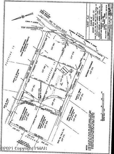VALLEY VIEW RD & GOLDENROD LN, Buck Hill Falls, PA 18323 - Photo 1