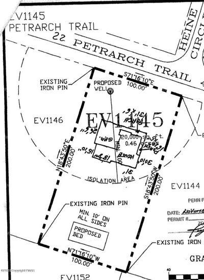 LOT EV1145 PETRARCH TRL, Albrightsville, PA 18210 - Photo 1