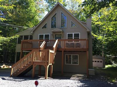 227 PAXINOS DR, Pocono Lake, PA 18347 - Photo 2