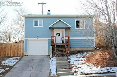 607 W MONUMENT ST, Colorado Springs, CO 80905 - Photo 1