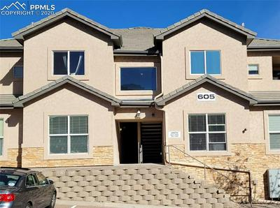 605 COUGAR BLUFF PT UNIT 202, Colorado Springs, CO 80906 - Photo 1