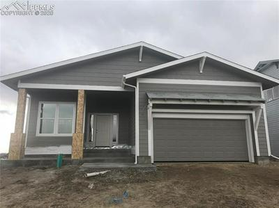 10108 KENTWOOD DRIVE, COLORADO SPRINGS, CO 80924 - Photo 1