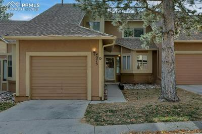 4075 AUTUMN HEIGHTS DR UNIT D, Colorado Springs, CO 80906 - Photo 1