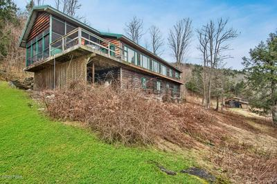 1020 STOCKPORT RD, Equinunk, PA 18417 - Photo 1