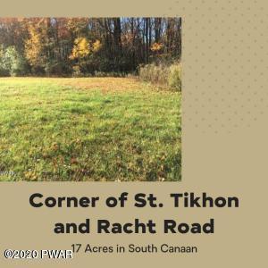 SAINT TIKHONS RD AT OLD RACHT RD, Waymart, PA 18472 - Photo 1