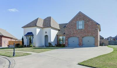 110 CASCADE PALM CT, YOUNGSVILLE, LA 70592 - Photo 1