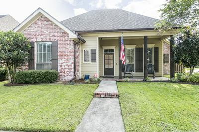 100 LIGHTHOUSE POINT CIR, Youngsville, LA 70592 - Photo 1