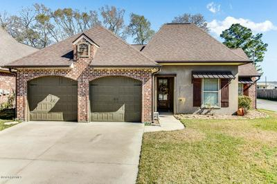 200 LA VILLA CIR, YOUNGSVILLE, LA 70592 - Photo 1
