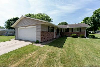 206 NORTHKNOLL DR, ROCHELLE, IL 61068 - Photo 1