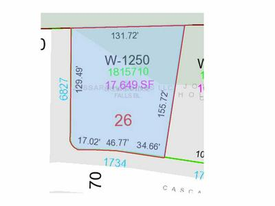 6827 BRECKENRIDGE FALLS BLVD, GREENLEAF, WI 54126 - Photo 1