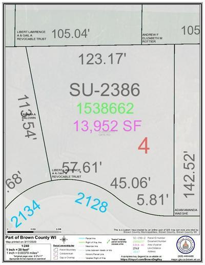 2128 N GATE RD, Green Bay, WI 54313 - Photo 1