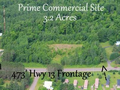 ON 13 HIGHWAY, Fifield, WI 54524 - Photo 1