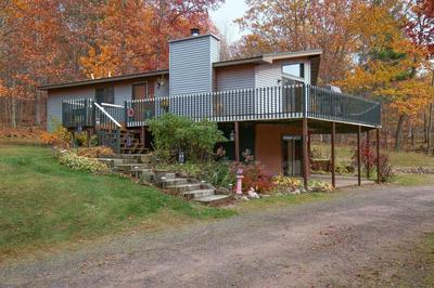 9330 N SKI HILL RD, Hayward, WI 54843 - Photo 1