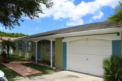 2081 SE ANECI ST, Port Saint Lucie, FL 34984 - Photo 1