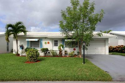 109 SW 8TH PL, Boynton Beach, FL 33426 - Photo 1