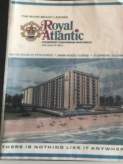 465 OCEAN DR APT 305, Miami Beach, FL 33139 - Photo 1