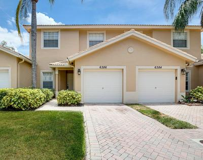 6386 PARK LAKE CIR, Boynton Beach, FL 33437 - Photo 1