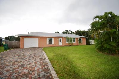 709 SW DORCHESTER ST, Port Saint Lucie, FL 34983 - Photo 1