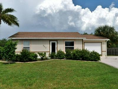 643 SW GRANADEER ST, Port Saint Lucie, FL 34983 - Photo 1