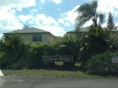 2339 LINTON RIDGE CIR APT E12, Delray Beach, FL 33444 - Photo 1