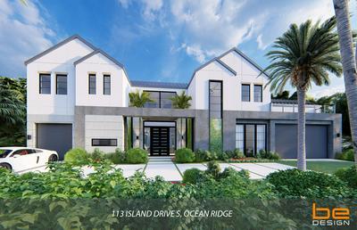 113 ISLAND DR S, Ocean Ridge, FL 33435 - Photo 1
