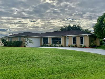 501 SW FREDRICA ST, Port Saint Lucie, FL 34983 - Photo 1